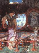William Holman Hunt The Lady of Shalott oil painting picture wholesale