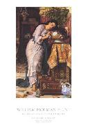 William Holman Hunt Isabella and the Pot of Basil oil painting picture wholesale