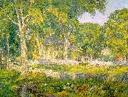 Wilson Irvine The Old Homestead oil painting picture wholesale
