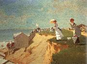 Winslow Homer Long Branch, New Jersey oil painting picture wholesale