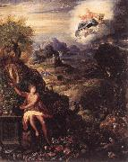 ZUCCHI  Jacopo Allegory of the Creation oil painting picture wholesale