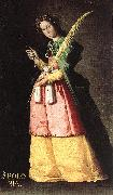ZURBARAN  Francisco de St. Apolonia oil painting artist