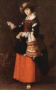 ZURBARAN  Francisco de St Margaret oil painting artist