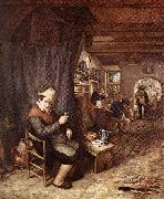 OSTADE, Adriaen Jansz. van The Drinker sag oil painting picture wholesale