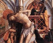 PACHER, Michael Flagellation agy oil painting picture wholesale