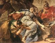 PITTONI, Giambattista Death of Sophonisba g oil painting picture wholesale