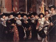 POT, Hendrick Gerritsz Officers of the Civic Guard of St Adrian yf oil painting picture wholesale