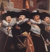 POT, Hendrick Gerritsz Officers of the Civic Guard of St Adrian (detail) a oil painting picture wholesale