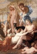 POUSSIN, Nicolas The Empire of Flora (detail) afd oil painting picture wholesale