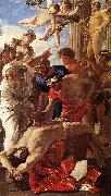 POUSSIN, Nicolas The Martyrdom of St Erasmus sg oil painting picture wholesale