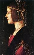 PREDIS, Ambrogio de Portrait of a Woman age oil painting picture wholesale