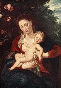 RUBENS, Pieter Pauwel Virgin and Child AG oil painting artist