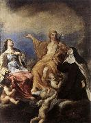 SACCHI, Andrea The Three Magdalenes DFY oil painting picture wholesale