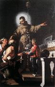 STROZZI, Bernardo The Miracle of St Diego of Alcantara er oil painting picture wholesale