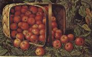 Levi Wells Prentice Country Apples oil painting artist