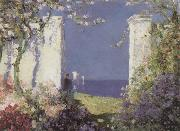 Tom Mostyn A Magical Morning oil painting artist