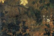 Albrecht Altdorfer The Fairie Wood oil painting artist