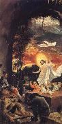 Albrecht Altdorfer Resurrection of Christ oil painting artist