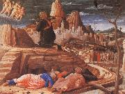 Andrea Mantegna Agony in the Garden oil painting artist