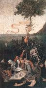 Giovanni Bellini The Ship of Fools oil painting artist