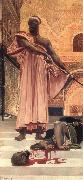 Henri Regnault Execution Without Trial oil painting artist