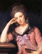 Maron, Anton von Portrait of Elizabeth Hervey 4th Marchioness of Bristol oil painting artist