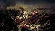 Baron Antoine-Jean Gros The Battle of Abukir oil painting artist