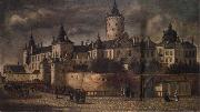 Govert Dircksz Camphuysen Castle Three chronology in Stockholm oil painting artist