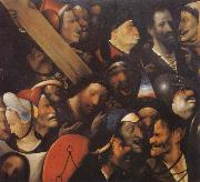 Hieronymus Bosch Convey oil painting artist