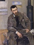 Richard Bergh Portrait of Nils Kreuger oil painting artist