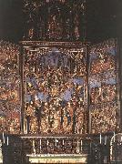 Sebastian Stosskopff High Altar of St Mary oil painting artist