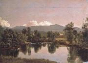 Frederic E.Church The Catskill Creck oil painting artist
