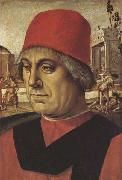 Luca Signorelli Middle-Aged Man (mk45) oil painting artist