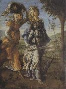 Sandro Botticelli Return of Judith to Betulia oil painting picture wholesale