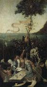 Hieronymus Bosch Ship of Fools oil painting artist