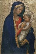 MASACCIO Mary exciting oil painting artist