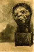 Odilon Redon Cactus Man, oil painting artist