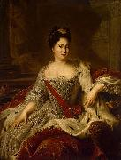 Jjean-Marc nattier Catherine I of Russia by Nattier oil painting artist