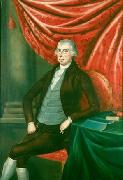 James Madison Alden James madison oil painting artist