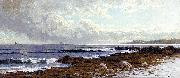 Alfred Thompson Bricher Along the Coast oil painting artist
