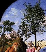 CIMA da Conegliano Madonna of the Orange Tree oil painting artist