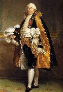 GREGORIUS, Albert Portrait of Count Charles A oil painting artist