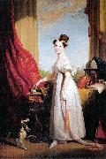 George Hayter Portrait of Princess Victoria of Kent oil painting artist