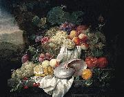 Joris van Son Still Life of Fruit oil painting artist
