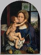 Quentin Matsys Virgin and Child oil painting artist