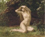 Valentine Cameron Prinsep Prints The First Awakening of Eve oil painting artist