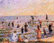 William Glackens Long Island oil painting artist