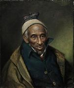 Charles Wilson Peale Portrait of Yarrow Mamout oil painting artist