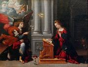 Garofalo The Annunciation oil painting artist