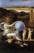 Giovanni Bellini Fortune oil painting artist